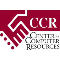 Center for Computing Resources Logo