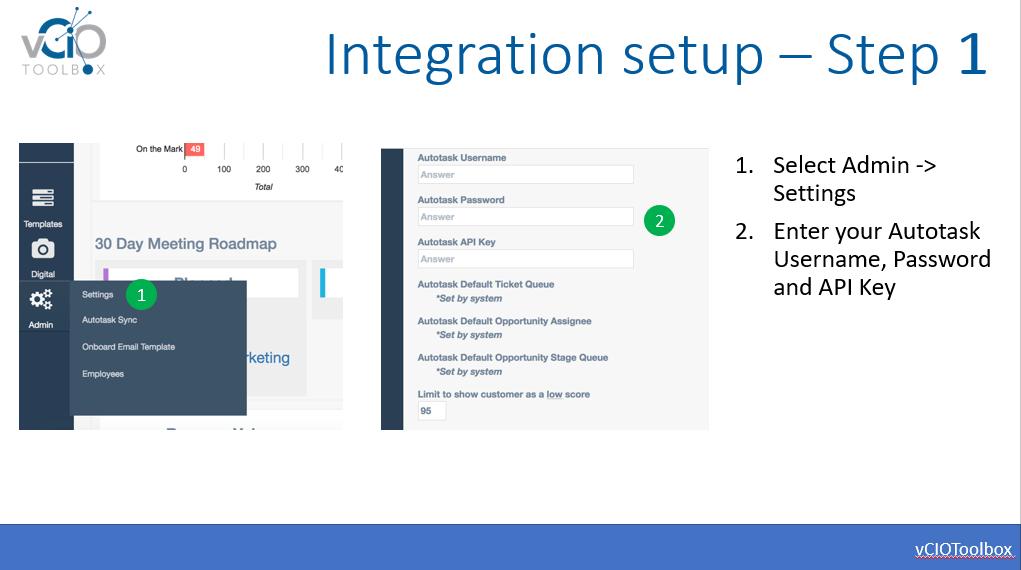 vCIOToolbox-Autotask-Integration-Setup