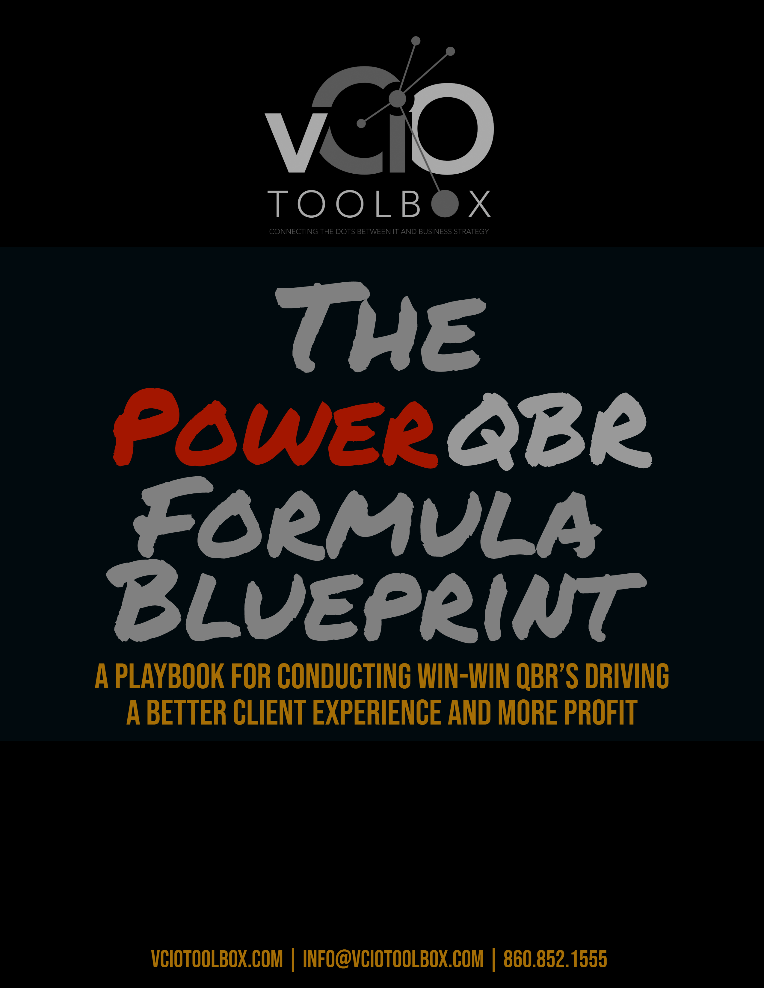 vCIOToolbox PowerQBR